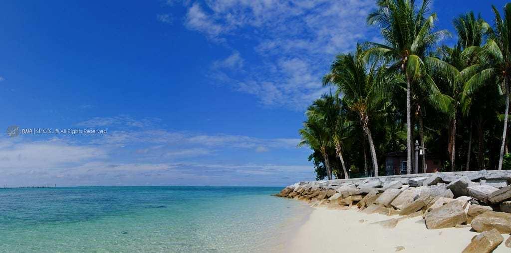 تعرف علي أفضل الشواطىء في ماليزيا