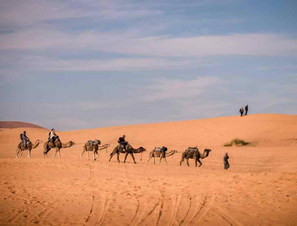 أشهر الحيل عند السياحة في المغرب وكيف يمكن تجنبها ؟