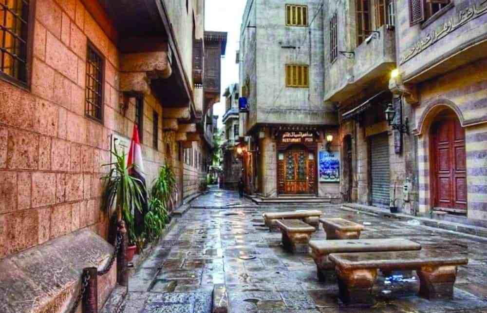 أفضل أماكن في القاهرة يمكنك زيارتها في المساء