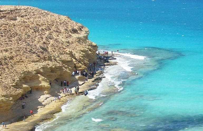 شواطىء ساحرة وذكريات لا تنسى في شهر العسل في مصر